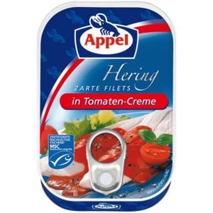 Appel MSC Heringsfilets in Tomaten-Creme 100g