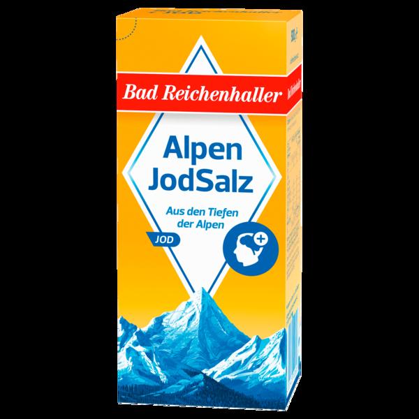 Bad Reichenhaller Marken-Jodsalz 500g