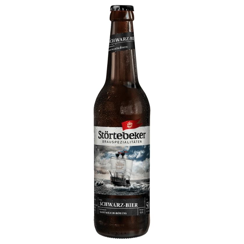 Störtebeker Schwarz-Bier 0,5l