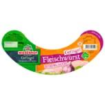 Wiesenhof Geflügel Fleischwurst mit Knoblauch 2x200g, 400g