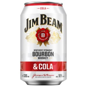 Jim Beam White & Cola 0,33l