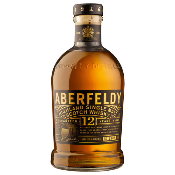 Aberfeldy Single Malt Scotch Whisky 0,7l