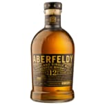 Aberfeldy Highland Single Malt Whisky 12 Jahre 0,7l