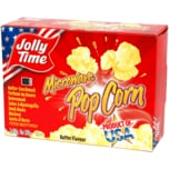 Jolly Time Microwave Popcorn Butter Flavour 3x100g