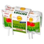 Frigeo Traubenzucker-Lolly Kettenpack Erdbeer 8x7,5g