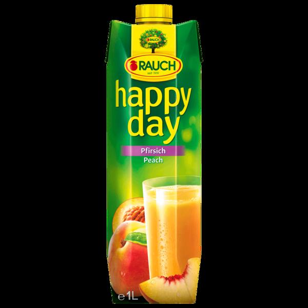 Rauch Happy Day Pfirsich 1l