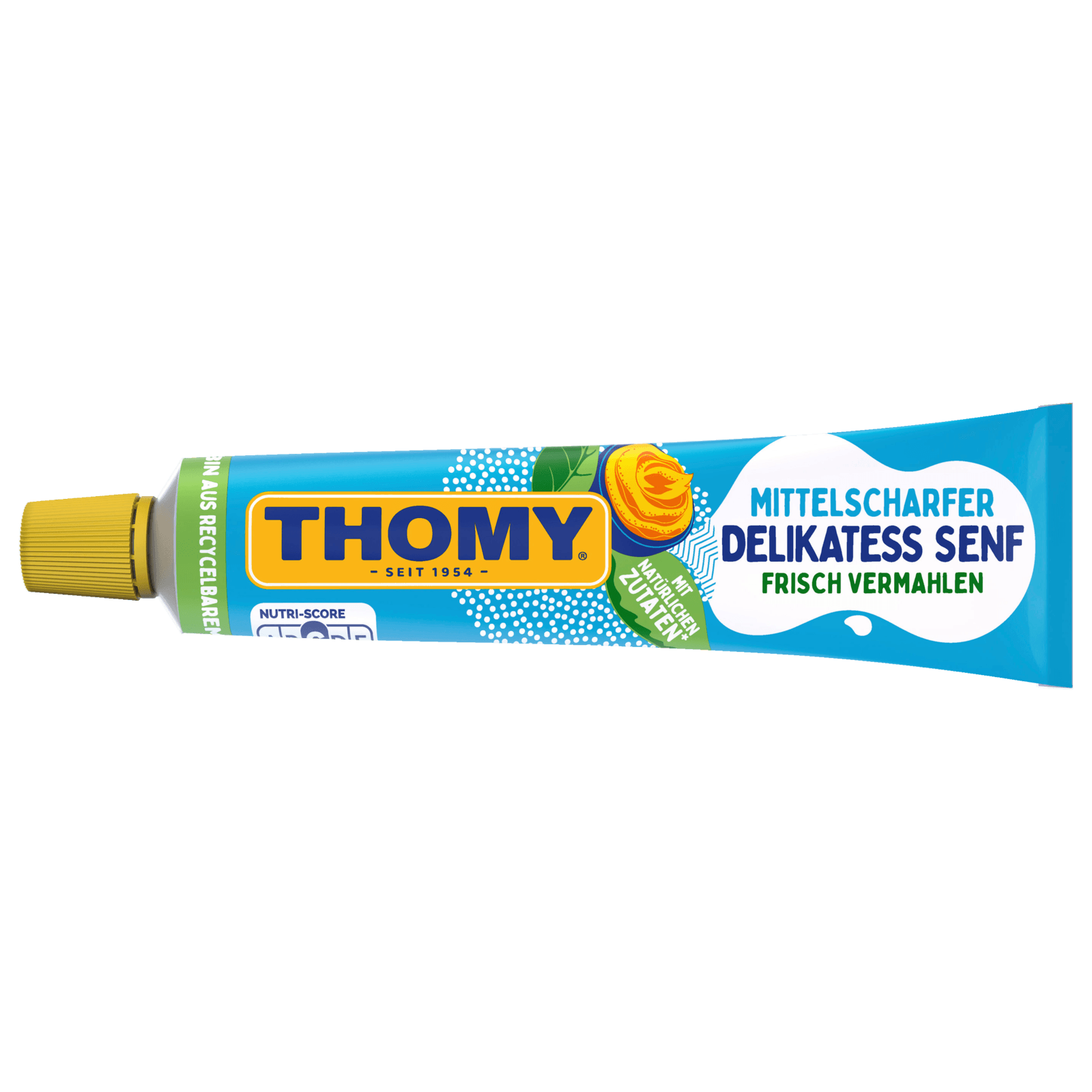 THOMY Delikatesss Senf 200ml Display