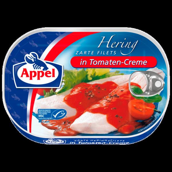 Appel MSC Heringsfilets Tomaten-Creme 200g