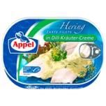 Appel MSC Heringsfilets Dill-Kräuter-Creme 200g