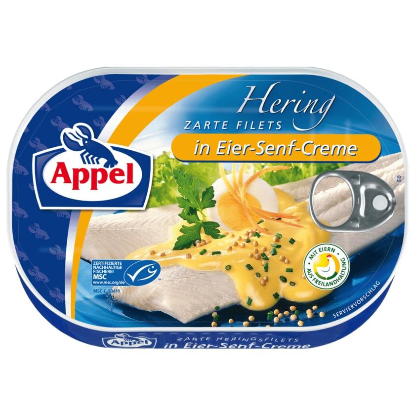Appel MSC Heringsfilets Eier-Senf-Creme 200g