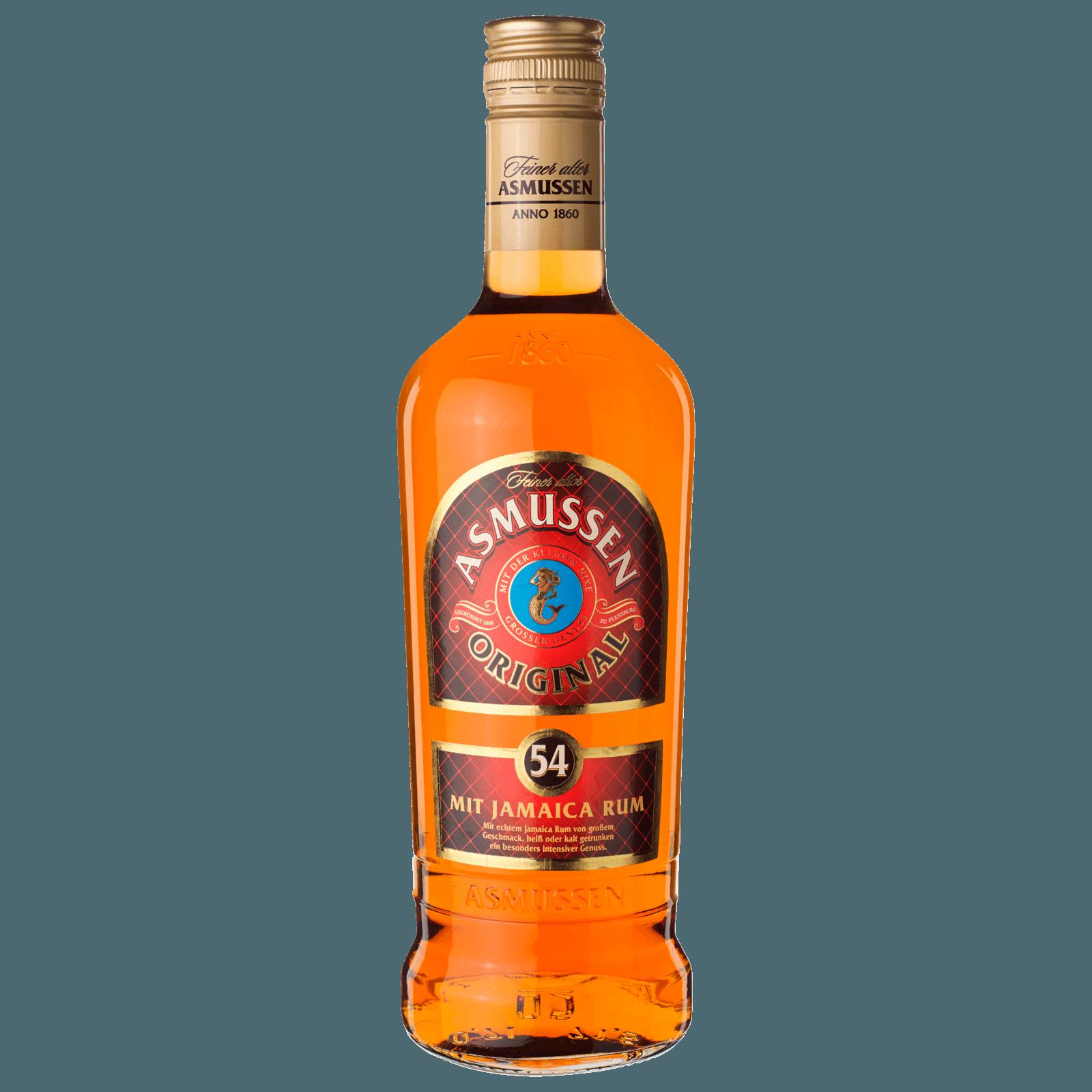 Asmussen Jamaica Rum 0,7l bei REWE online bestellen!