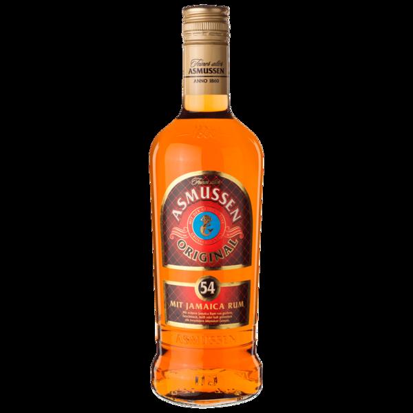 Asmussen Jamaica Rum 0,7l