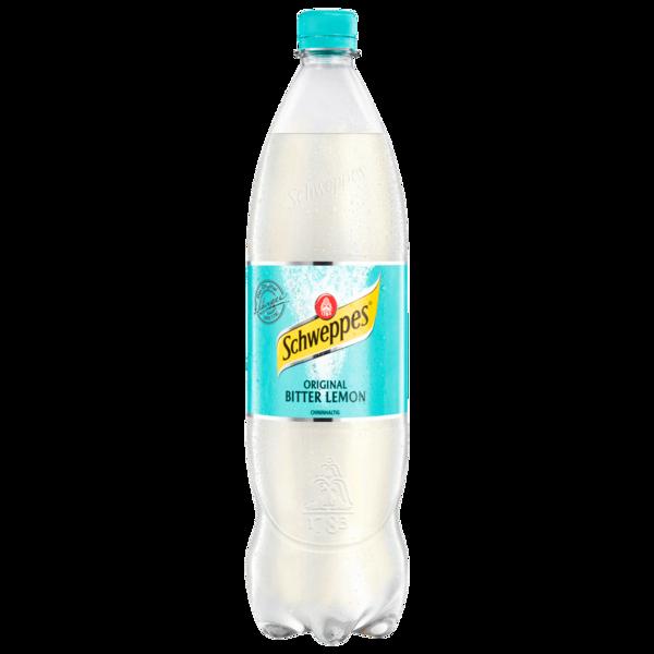 Schweppes Bitter Lemon 1,25l