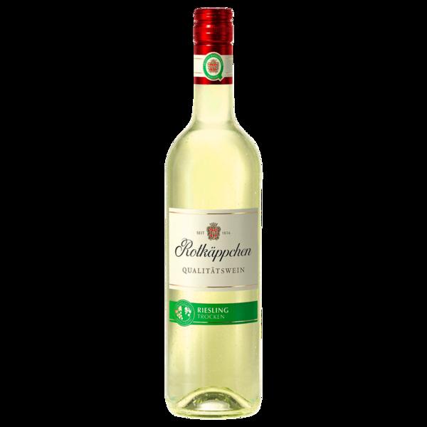 Rotkäppchen Weißwein Riesling trocken 0,75l