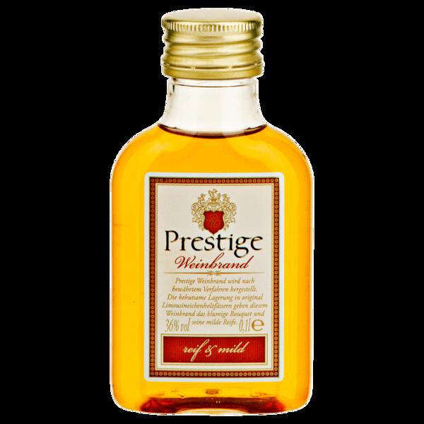 Prestige Weinbrand 36% 0,1l
