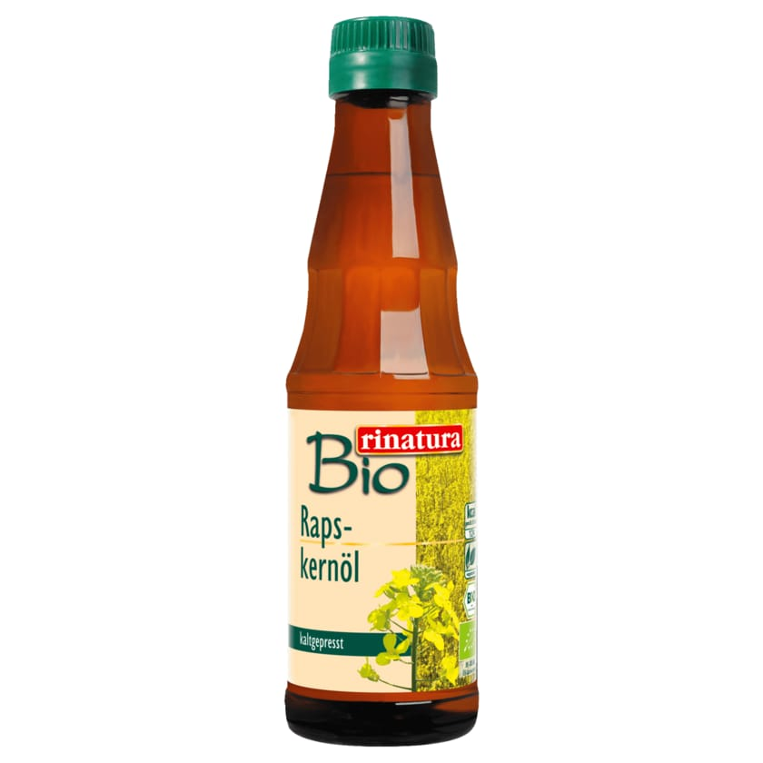 Rinatura Rapsöl Bio 250ml