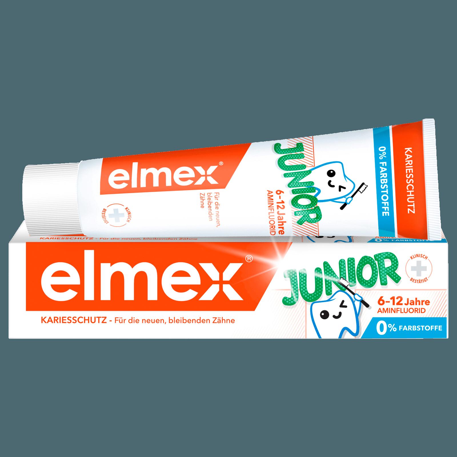 Elmex Junior Zahnpasta 75ml