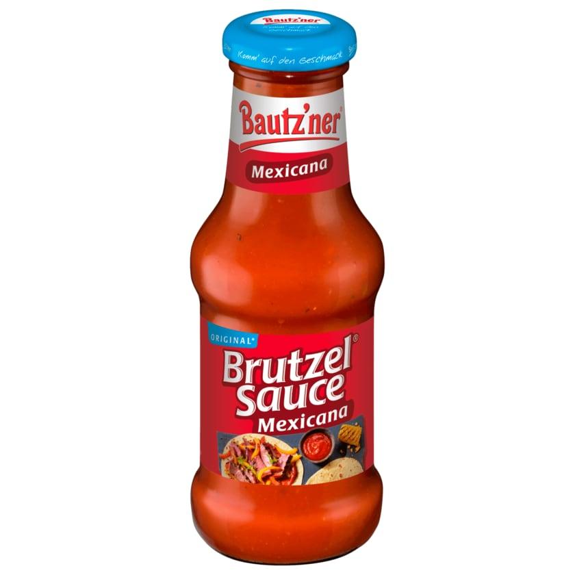 Bautz'ner Brutzel Sauce Mexicana 250ml