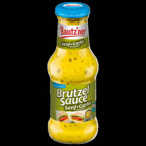 Bautz'ner Brutzel-Sauce pikant 250ml