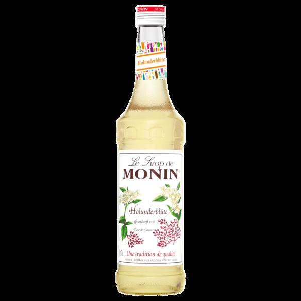 Monin Sirup Holunderblüte 0,7l