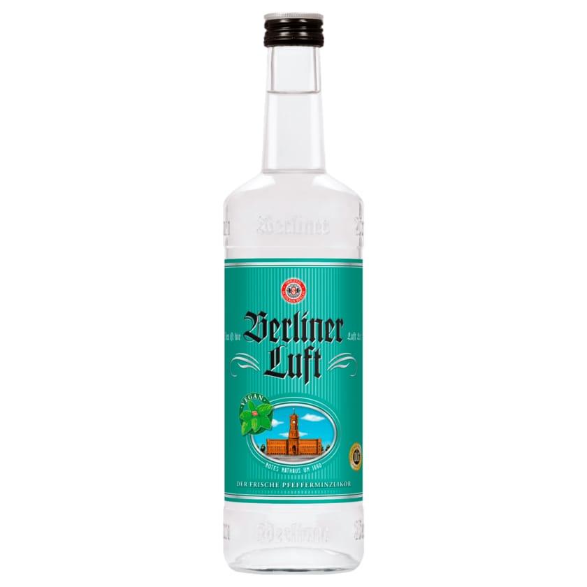 Schilkin Berliner Luft Pfefferminz Likör 0,7l