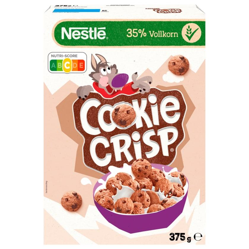 Nestlé Cookie Crisp Cerealien mit Vollkorn in Keksform als Kinderfrühstück 375g