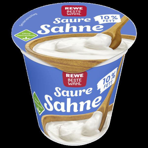 REWE Beste Wahl Saure Sahne 150g