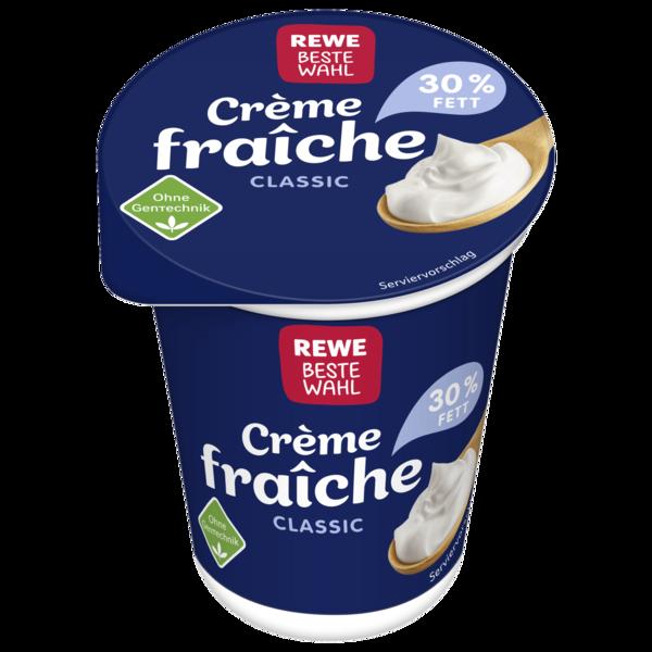 REWE Beste Wahl Crème Fraîche 200g