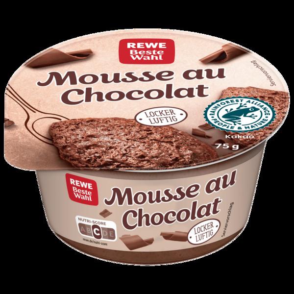 REWE Beste Wahl Mousse au Chocolat 75g