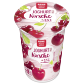 REWE Beste Wahl Fruchtjoghurt mild Kirsche 250g