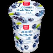 REWE Beste Wahl Joghurt mild Heidelbeere 250g