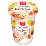 REWE Beste Wahl Joghurt mild Nuss 250g