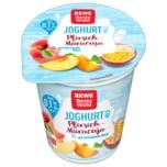 REWE Beste Wahl Fruchtjoghurt mild Pfirsich-Maracuja 150g