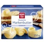 REWE Beste Wahl Deutsche Markenbutter Süßrahm 250g