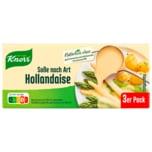 Knorr Soße nach Art Hollandaise 3x0,25l