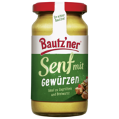 Bautz'ner Senf Der Würzige 200ml