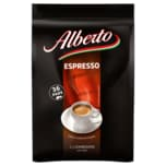 Alberto Espresso 252g, 36 Pads
