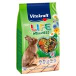 Vitakraft Life Wellness Futter Zwergkaninchen 600g