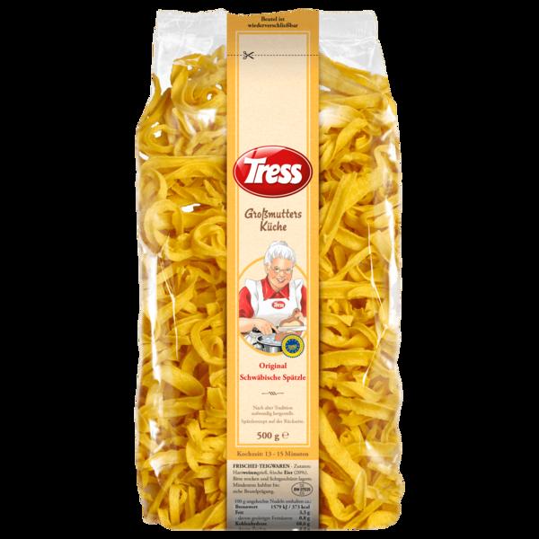 Tress Großmutters Küche Original Schwäbische Spätzle 500g