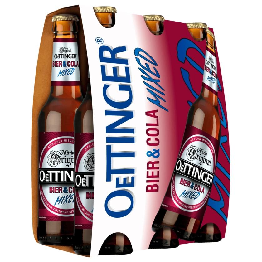 Oettinger Mixed Bier & Cola 6x0,33l