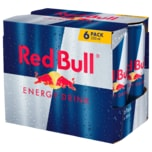Red Bull Energy Drink 6x0,25l