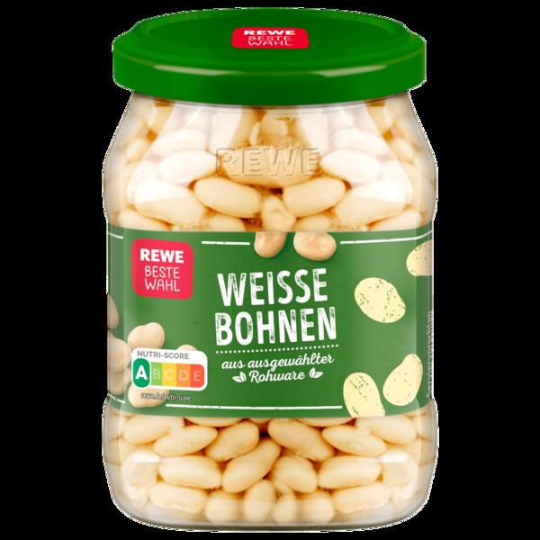 REWE Beste Wahl Weiße Bohnen 420g