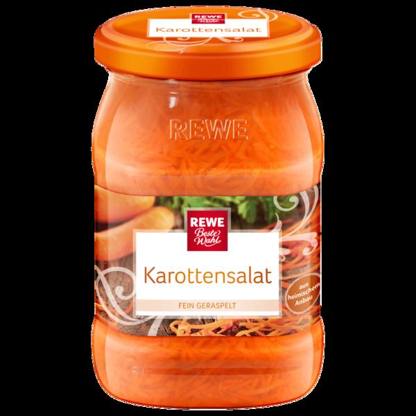 REWE Beste Wahl Karottensalat 190g