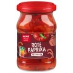 REWE Beste Wahl Tomatenpaprika in Streifen 165g