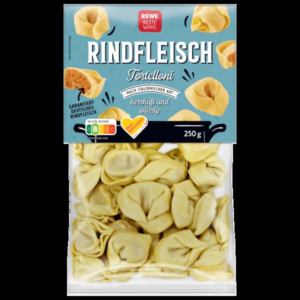 REWE Beste Wahl Tortelloni Rindfleisch 250g