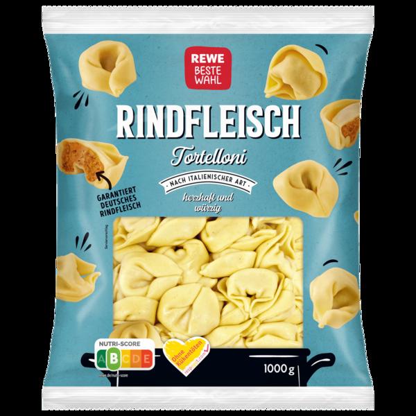 REWE Beste Wahl Fleisch-Tortelloni 1kg