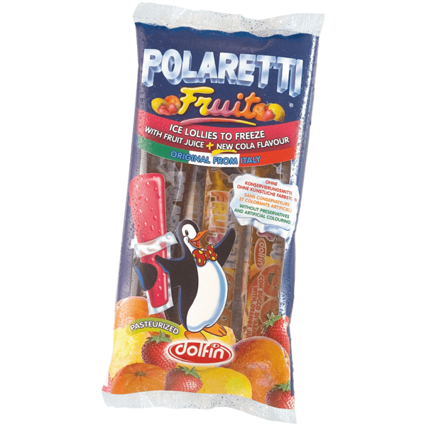 Wawi Polaretti Ice Pops 400ml