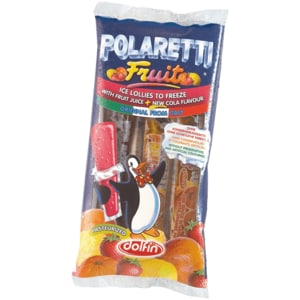 Wawi Polaretti Ice Pops 400ml