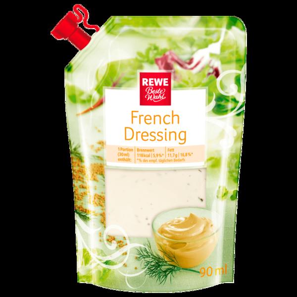 REWE Beste Wahl French Dressing 90ml