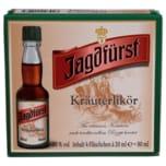 Jagdfürst Kräuterlikör 4x10ml